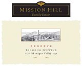Mission Hill Reserve Riesling Icewine 2011