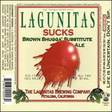 Lagunitas Sucks Brown Shugga Substitute Ale