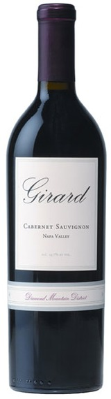 Girard Diamond Mountain Cabernet Sauvignon 2010