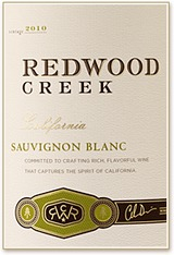 Redwood Creek Sauvignon Blanc 2011
