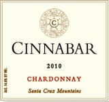 Cinnabar Santa Cruz Mountains Chardonnay 2010
