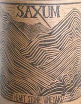Saxum Heart Stone Vineyard 2010