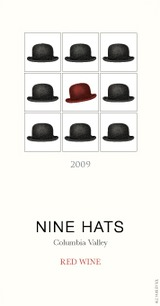 Nine Hats Red