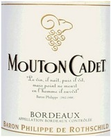 Chateau Mouton Cadet Bordeaux Blanc 2011