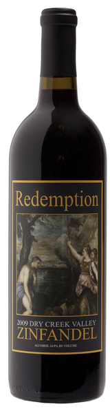Alexander Valley Vineyards Redemption Zin 2009