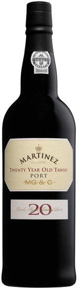 Martinez Tawny Port 20 year old