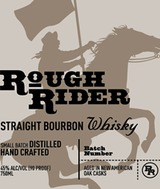Long Island Spirits Rough Rider Bourbon Batch #1