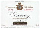 Philippe Foreau Domaine du Clos Naudin Vouvray Moelleux Reserve 2005