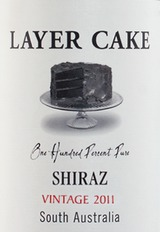 Layer Cake Shiraz 2011