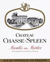 Chateau Chasse-Spleen Moulis 2010
