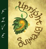 Upright Brewing Five Saison