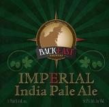 Back East Brewery Imperial IPA