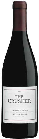 The Crusher Petite Sirah 2011