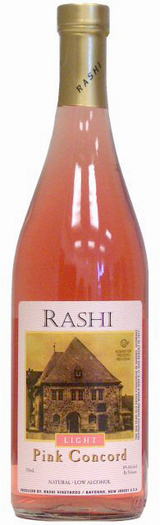 Rashi Light Pink Concord