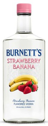 Burnett's Strawberry Banana Vodka