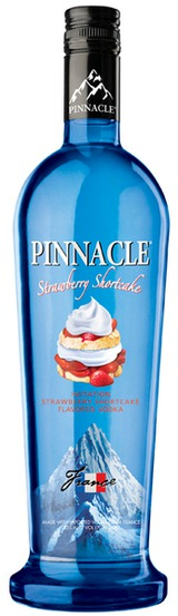 Pinnacle Strawberry Shortcake Vodka