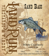 Land Run Sand Bass White Cranberry Sweet White