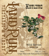 Land Run Mistletoe Wild Berries