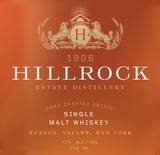 Hillrock Estate Distillery Single Malt Whiskey