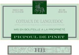 Hugues Beaulieu Picpoul de Pinet