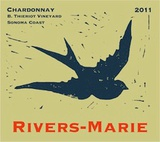 Rivers-Marie B. Thieriot Vineyard Chardonnay 2011