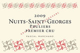 Pascal Marchand Nuits St George les Pruliers 2009