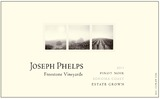 Joseph Phelps Freestone Vineyards Pinot Noir 2011