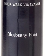 Duck Walk Blueberry Port 2012