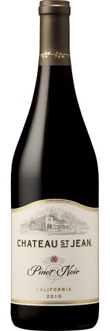 Chateau St. Jean Sonoma County Pinot Noir 2010
