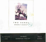 Two Hands Gnarly Dudes Shiraz 2012