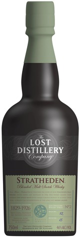 The Lost Distillery Stratheden Blended Malt Scotch Whisky