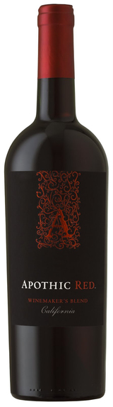 Apothic Winemaker's Blend Red 2012