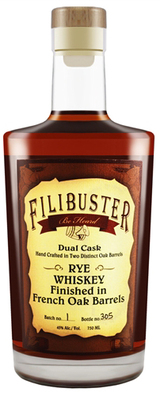 Filibuster Rye Whiskey