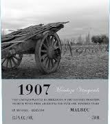 Mendoza Vineyards 1907 Malbec 2011