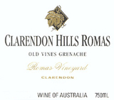 Clarendon Hills Romas Vineyard Old Vines Grenache 2003