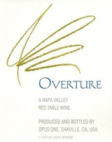 Opus One Overture