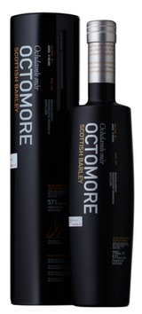 Bruichladdich Octomore 6.1/167 PPM Scottish Barley 5 year old