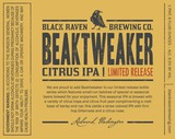 Black Raven Brewing BeakTweaker Citrus IPA