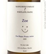 Maine Beer Company Zoe Amber Ale