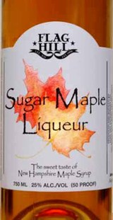 Flag Hill Sugar Maple Liqueur