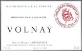 Marquis d'Angerville Volnay 2011