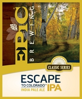 Epic Brewing (Utah) Escape To Colorado