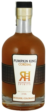 Roundhouse Pumpkin King Cordial