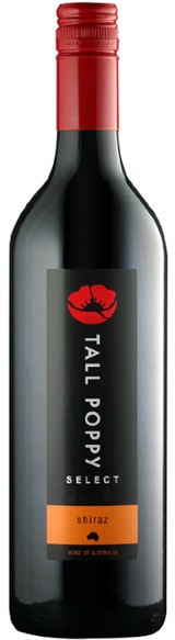 Tall Poppy Shiraz 2012