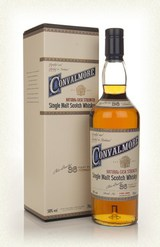 Convalmore Single Malt Scotch Whisky 1977