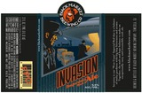 Black Market Brewing Company Invasion Imperial Red Ale