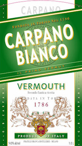 Carpano Blanco Vermouth