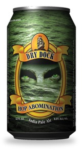 Dry Dock Brewing Hop Abomination