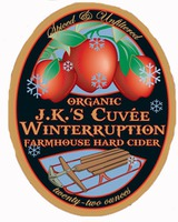 J.K.'s Scrumpy Cuvée Winterruption Farmhouse Hard Cider