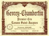 Domaine Maume Gevrey Chambertin Lavaux St. Jacques 2008